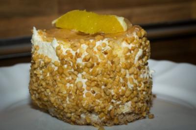 Orangen-Mascarpone-Törtchen - Rezept