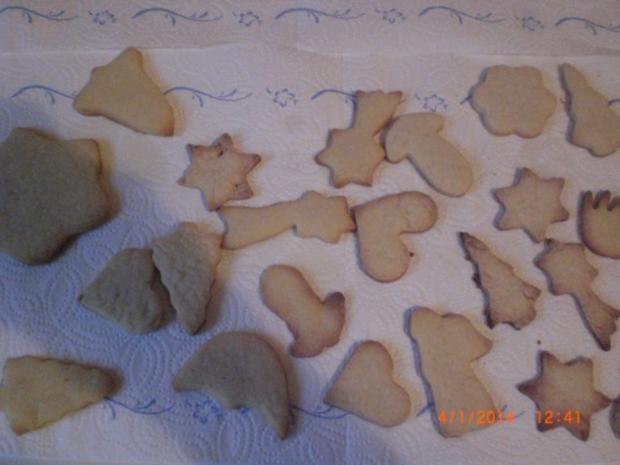 Weihnachtsplätzchen - Rezept - Bild Nr. 4
