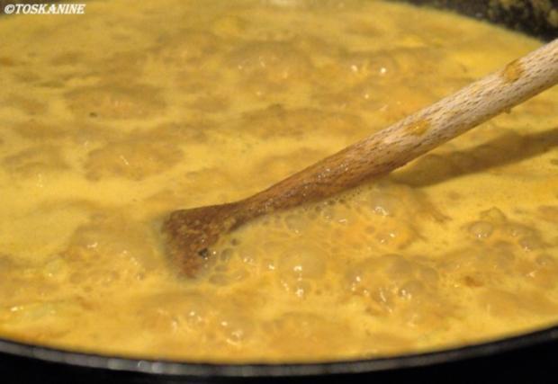 Curry mit Hähnchen, Blumenkohl und Zuckerschoten - Rezept - Bild Nr. 10