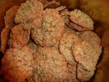 Weihnachten: Kernige Haferplätzchen - Rezept