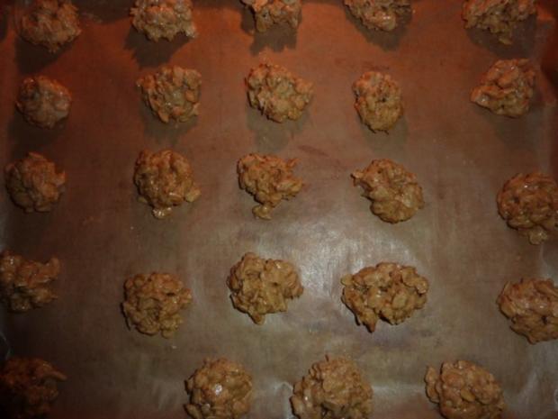 Weihnachten: Kernige Haferplätzchen - Rezept - Bild Nr. 12