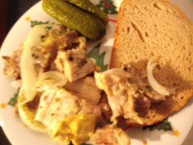 auf`'s Brot -Zwiebelfleisch oder auch Stichfleisch - Rezept - Bild Nr. 8