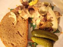 auf`'s Brot -Zwiebelfleisch oder auch Stichfleisch - Rezept