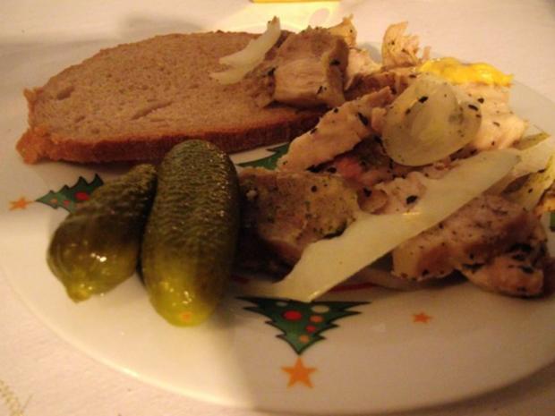 auf`'s Brot -Zwiebelfleisch oder auch Stichfleisch - Rezept - Bild Nr. 9