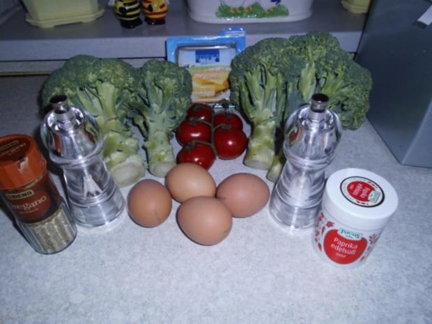 Auflauf: Brokkoli mit Käse überbacken - Rezept - Bild Nr. 2