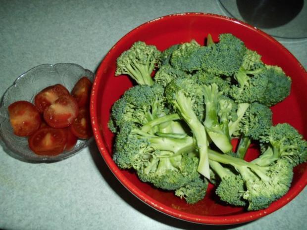Auflauf: Brokkoli mit Käse überbacken - Rezept - Bild Nr. 3