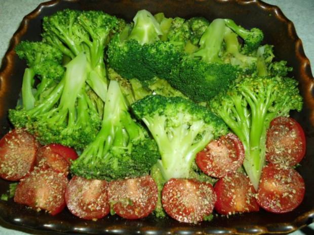 Auflauf: Brokkoli mit Käse überbacken - Rezept - Bild Nr. 4