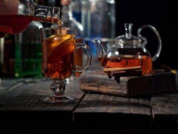 Rezept: Teeschnaps