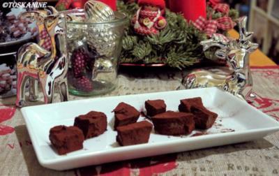 Whisky-Schokoladen-Pflastersteine - Rezept
