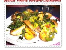 Kartoffeln: Kartoffel-Lauch-Pfanne - Rezept