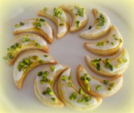 Zitronen-Gebäck - Rezept