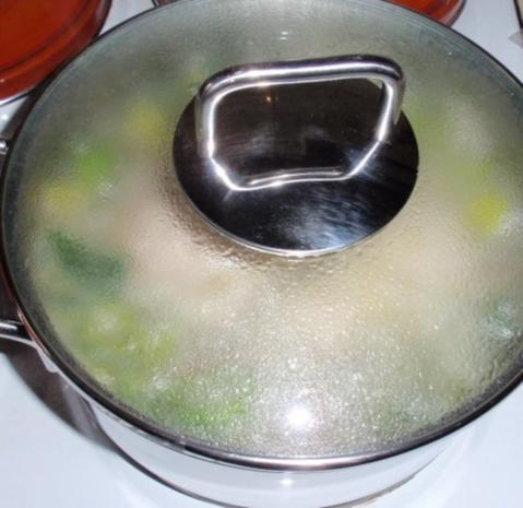 Hühnersuppe a la Linda - Rezept - Bild Nr. 3