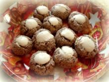 Weihnachtsplätzchen: Zimt-Bällchen - Rezept