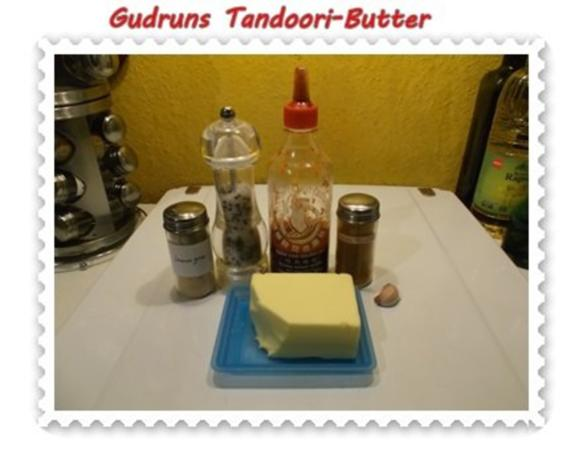 Brotaufstrich: Tandoori-Butter - Rezept - Bild Nr. 2