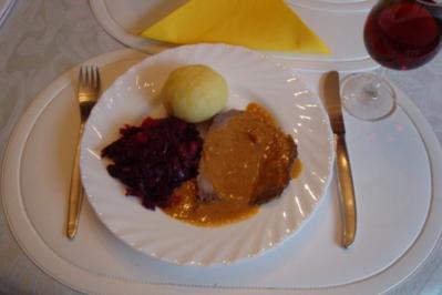 Sauerbraten (Rheinisch-Westfälisch) - Rezept