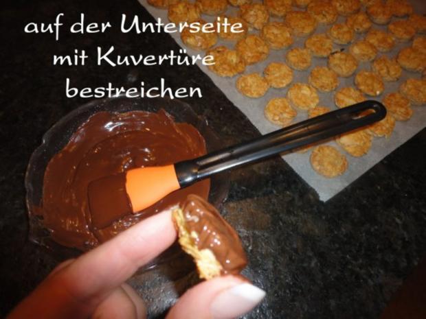 """Kekse """" Florentiner Art"""" - Rezept - Bild Nr. 12"""