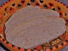 Brot backen: Einfaches Fladenbrot - Rezept