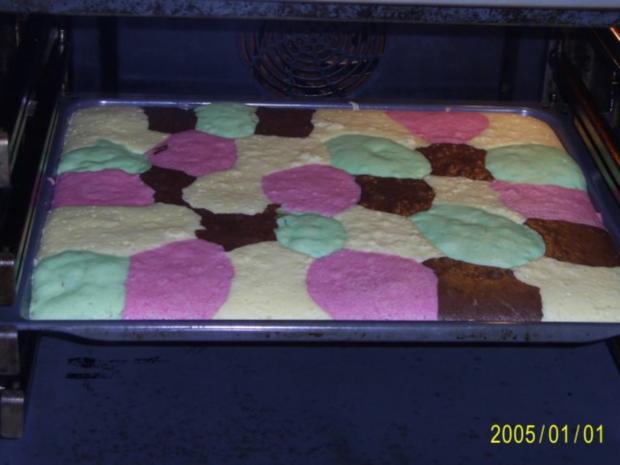 Kuchen: Papageienkuchen...... - Rezept - Bild Nr. 2