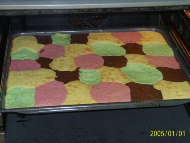 Kuchen: Papageienkuchen...... - Rezept - Bild Nr. 3