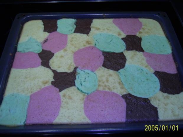 Kuchen: Papageienkuchen...... - Rezept - Bild Nr. 4