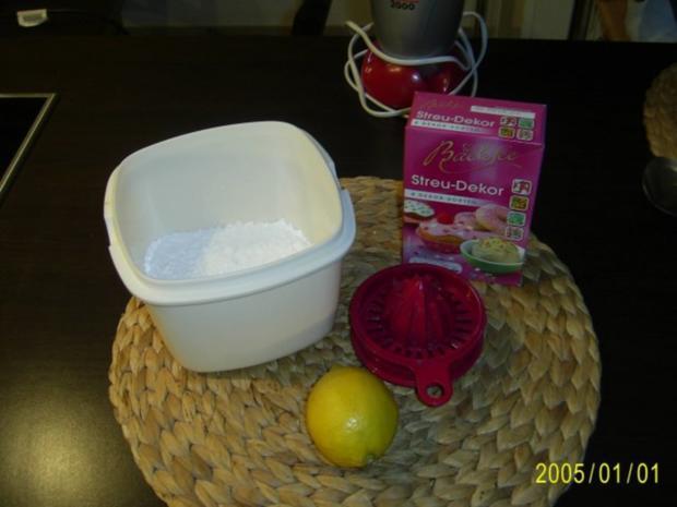 Kuchen: Papageienkuchen...... - Rezept - Bild Nr. 5