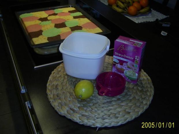 Kuchen: Papageienkuchen...... - Rezept - Bild Nr. 6