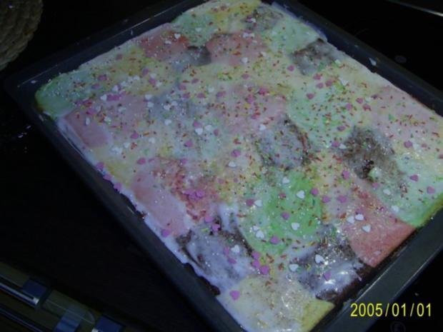 Kuchen: Papageienkuchen...... - Rezept - Bild Nr. 9