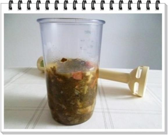 Grünkohl Cremesuppe mit Pinienkerne verfeinert - Rezept - Bild Nr. 8