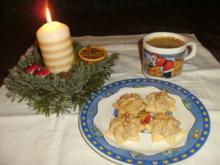 Walnuss-Plätzchen - Rezept