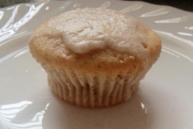 Backen: Mandarinen-Muffins - Rezept