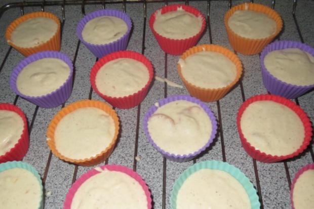 Backen: Mandarinen-Muffins - Rezept - Bild Nr. 2