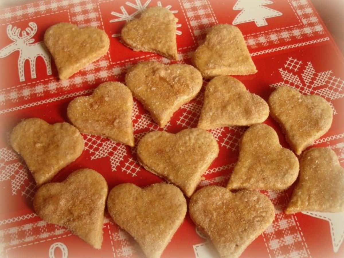 Alte Weihnachtsplätzchen Rezepte.12 Weihnachtsplätzchen Mit Alte Und Hirschhornsalz Rezepte Kochbar De