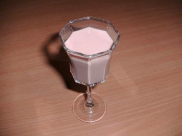 Getränk: Cremelikör à la Baileys - Rezept