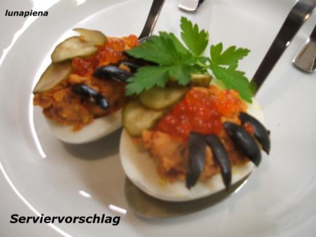 Eierspeisen: Italienische Eier - Rezept