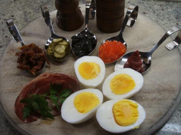 Eierspeisen: Italienische Eier - Rezept - Bild Nr. 2
