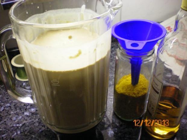 Getränke: : Whisky-Tiramisu-Likör - Rezept - Bild Nr. 3