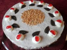 """Cookies' """"Geburtstagstorte"""" ... ;-) - Rezept"""