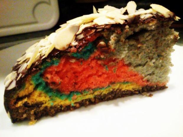 Bunter Mandel Haselnuss Kuchen Rezept Kochbar De