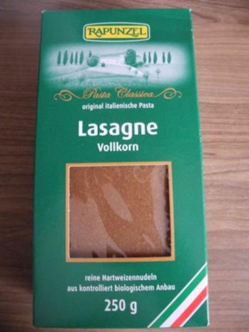 Vegan : Kürbis - Karotten -  Lasagne - Rezept - Bild Nr. 13
