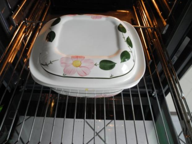 Vegan : Kürbis - Karotten -  Lasagne - Rezept - Bild Nr. 18