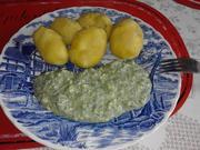 Gemüse: Grüne Sosse - Rezept - Bild Nr. 2