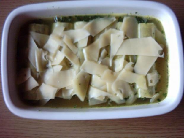 Cannelloni gefüllt mit Rocotta-Spinat - Rezept - Bild Nr. 5