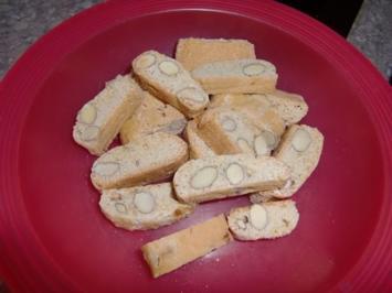 Rezept: Biscotti di Prato