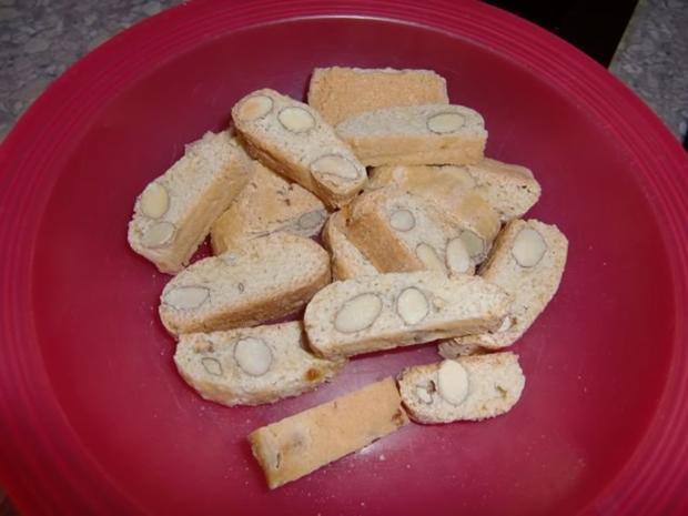 Biscotti di Prato - Rezept