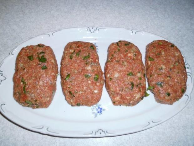 Fleisch: Hackfleisch mit Sahnesauce - Rezept - Bild Nr. 5