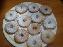 Weihnachtsplätzchen: Hildabrötchen - Rezept