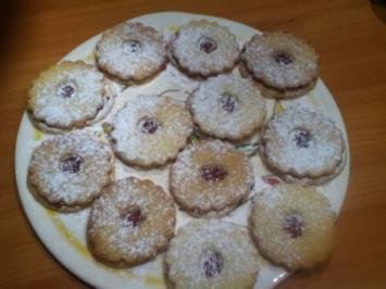 Rezept: Weihnachtsplätzchen: Hildabrötchen