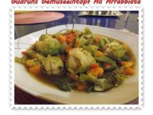 Vegetarisch: Gemüseeintopf All´Arrabbiata - Rezept