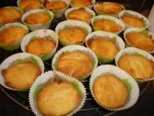 Orangenplätzchen - Rezept