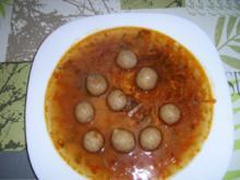Markklösschensuppe - Rezept